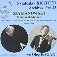 Richter Archives 23 by Sviatoslav Richter
