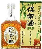 保命酒生姜ノ助300ml瓶詰