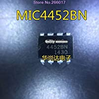 1PCS MIC4452BN 4452BN DIP8 new and In Stock
