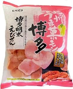 しんこう 九州うま菓モン 博多明太えびせん 64g×10袋
