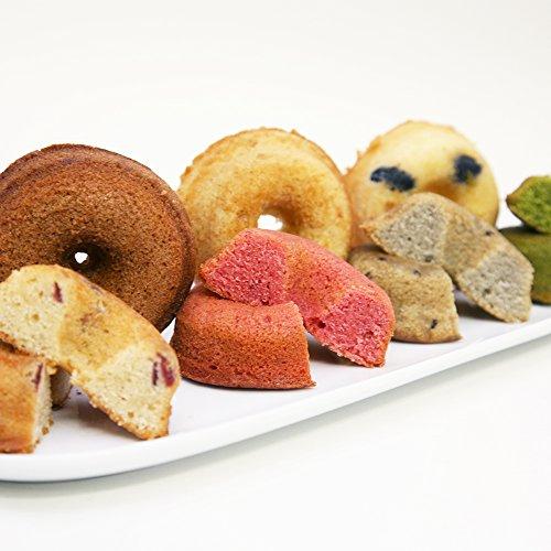 「関西スイーツ」セレクション【パティスリィー リスボン】Bonドーナツ10個セット