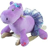 Rockabye Gracie The Hippo Ride On