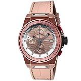 [HYDROGEN] 腕時計 OTTO CHRONO SKULL HW514413 メンズ ブラウン