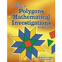 Nasco TB24912T Polygons Mathematical Investigations 80-Page Book Grades 3-9 [並行輸入品]