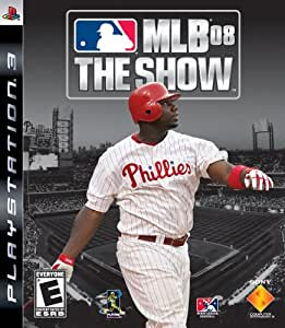 MLB 08: The Show (輸入版) - PS3
