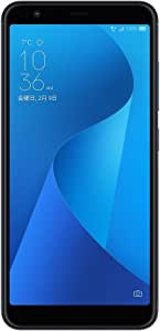 ASUS Zenfone Max Plus M1 ブラック 【日本正規代理店品】 ZB570TL-BK32S4/A