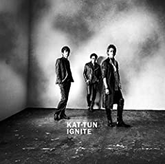 KAT-TUN「GO AHEAD」のジャケット画像
