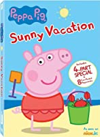 Peppa Pig: Sunny Vacation [DVD] [Import]