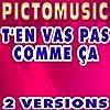 T'En Vas Pas Comme Ça (Lead Vocal Version) [Karaoke Version In The Style Of Nancy Holloway]