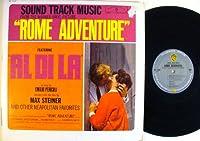Rome Adventure soundtrack