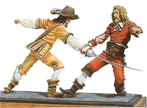 アンドレアミニチュアズ SG-F3/4 The Duellists (1643)