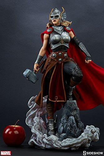 Sideshow Marvel Comics Thorジェーン・フォスターPremium Format Figure Statue
