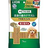 ペットキッス (PETKISS) 犬用おやつ 食後の歯みがきガム プレミアム 7本