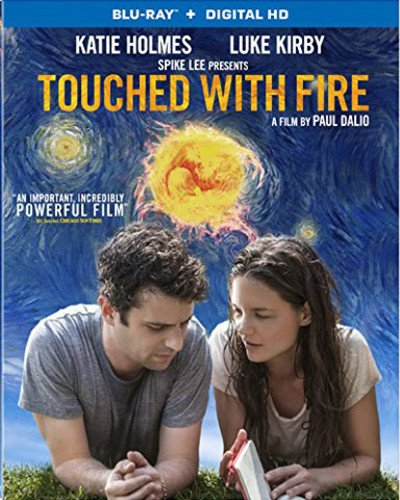 Touched With Fire[Blu-ray]