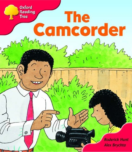 Oxford Reading Tree: Stage 4: More Storybooks: the Camcorder: Pack Aの詳細を見る