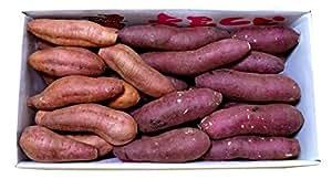 特別セット 鹿児島県産 農家直送 完熟蜜芋 紅はるか 2kg 、安納芋 1kg 合計3kg M・S サイズ