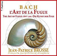 J.S.BACH/ L'ART DE LA FUGUE