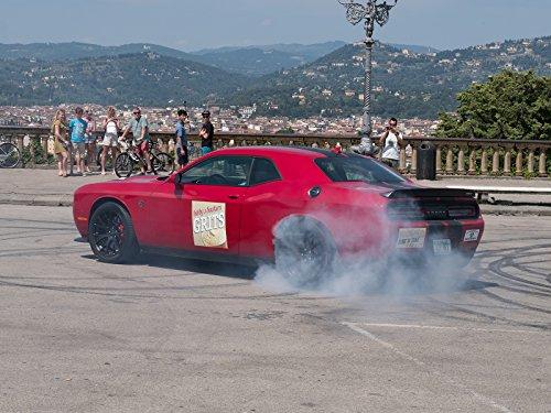 欧州車VSアメ車 イタリアの旅