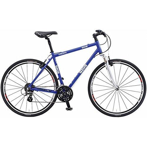 GIOS(ジオス) クロスバイク MISTRAL GRAVEL GIOS BLUE 480mm