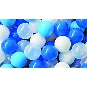 TOEI LIGHT(トーエイライト) PEボール70(B) B2027 ボールプール/ハウス用ボール 計500個1組 CEマーク付 食品衛生法規格基準品