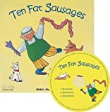 Ten Fat Sausages (Classic Books with Holes Cover)