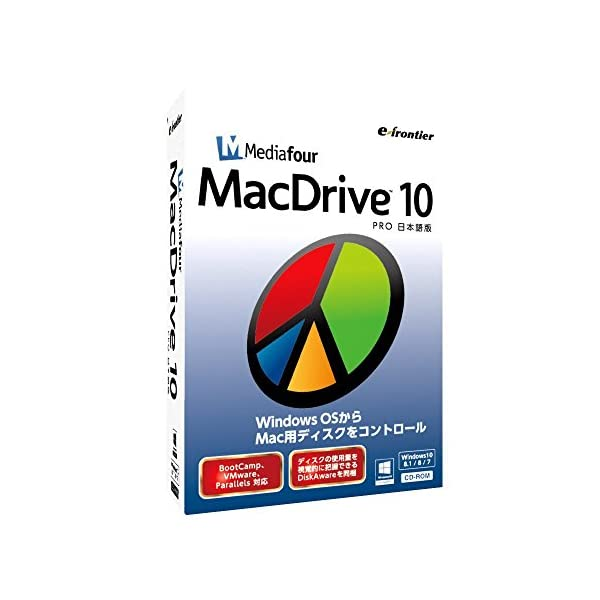 MacDrive 10 Proの商品画像
