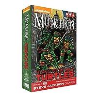 IDW Games Teenage Mutant Ninja Turtles Munchkin Card Game [並行輸入品]