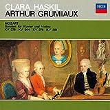 モーツァルト: ヴァイオリン・ソナタ第34番・第28番・第32番・第25番 (生産限定盤)(SHM-SUPER AUDIO CD)