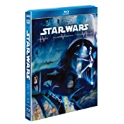 【FOX HERO COLLECTION】スター・ウォーズ オリジナル・トリロジー ブルーレイBOX (3枚組) (初回生産限定) [Blu-ray]