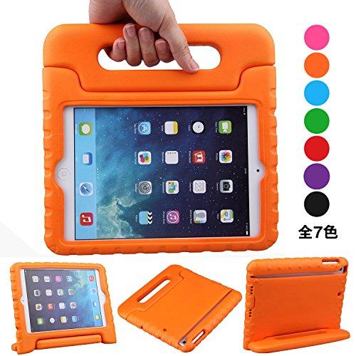 iPad Mini 3/2/1 ケース LEFON 耐衝撃 軽量 EVA素材 子供用 Apple iPad mini 3/mini 2 (iPad mini Retinaディスプレイ)/mini カバー ハンドル付き スタンド機能