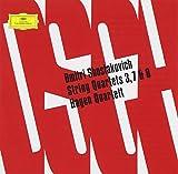 ショスタコーヴィチ:弦楽四重奏曲第3番,第7番,第8番
