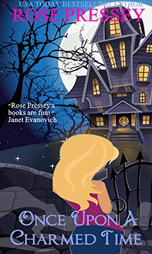 Download Once Upon a Charmed Time: A Witch Cozy Mystery (Halloween LaVeau Witch Mystery Series Book 7) (English Edition) B01N2RVQLN