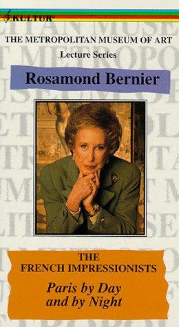 Paris By Day & By Night [VHS] [Import] Rosamund Bernier Kultur Video