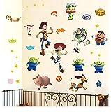 トイ・ストーリー  Toy Story Disney ウォルト・ディズニー ウォールステッカー 壁紙シール