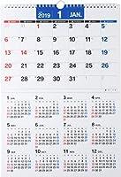 高橋 2019年 カレンダー 壁掛け A3 E18 ([カレンダー])