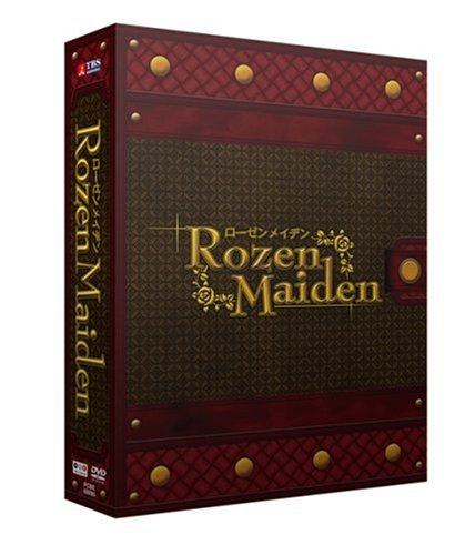 ローゼンメイデン DVD-BOXの詳細を見る