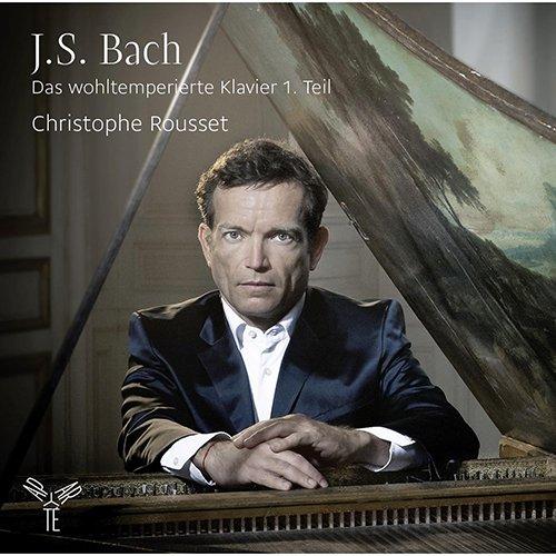 J.S.バッハ : 平均律クラヴィーア曲集 第1巻 (J.S.Bach : Das wohltemperierte Klavier 1. Teil / Christophe Rousset) [2CD] [輸入盤] [日本語帯・解説付]