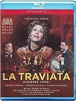 La Traviata, Giuseppe Verdi (Royal Opera House) [Blu-ray] [Import]