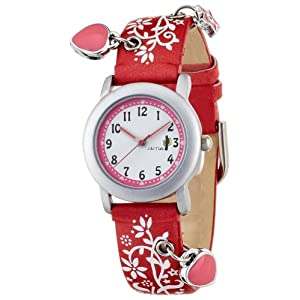 [カクタス]CACTUS キッズ腕時計 レッド CAC-28-L07 ガールズ [正規輸入品]