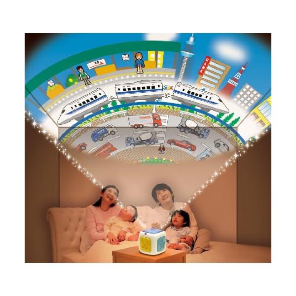 天井いっぱい!! おやすみホームシアター トミ...の紹介画像3