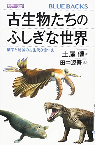 カラー図解 古生物たちのふしぎな世界 繁栄と絶滅の古生代3億年史 (ブルーバックス)
