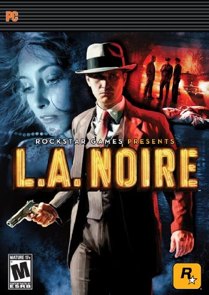 伝導率登録するアコードL.A. Noire (英語版) [ダウンロード]