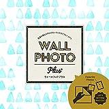 FUJIFILM インテリアフォトシート WALL PHOTO PLUS(ウォールフォトプラス) ペールトライアングル