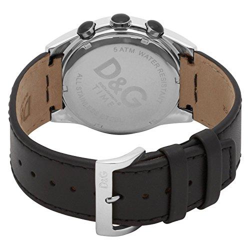 D&G ドルガバ 腕時計 メンズ クロノグラフ サンドパイパー 3719770097 [並行輸入品]
