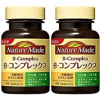 大塚製薬 ネイチャーメイド ビタミンBコンプレックス 60粒 (2本セット) 120日分