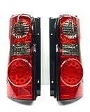ユニカー(Unicar) B-BLOOD E25キャラバン ホーミー LEDテールランプ 赤/スモーク GT-0104