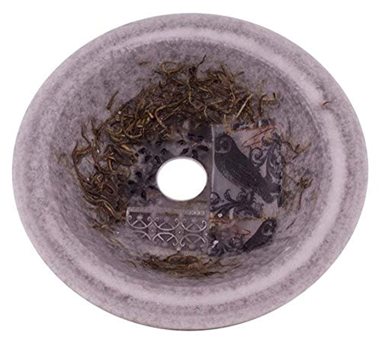 曲げる委員長超えてHabershamキャンドルMoonlight At Midnightワックス陶器Home Fragrance 5.5
