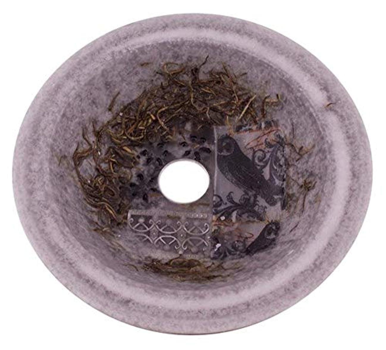 HabershamキャンドルMoonlight At Midnightワックス陶器Home Fragrance 5.5