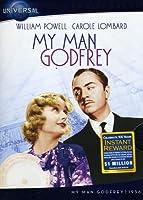 My Man Godfrey (1936) [DVD]