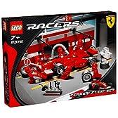 レゴ (LEGO) レーサー フェラーリF1ピットセット 8375